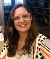 Daniela Ferreira - coordenadora do Projete